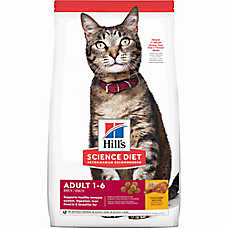 Hill's® Science Diet® Optimal Care Adult Cat Food - Chicken