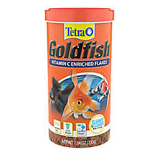 Tetra® TetraFin Goldfish Flake Fish Food