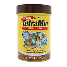 TetraMin Tropical Fish Flakes Fish Food