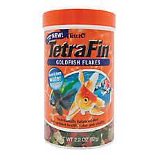 Tetra® TetraFin Goldfish Flakes