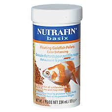 Nutrafin® basix Floating Goldfish Pellets