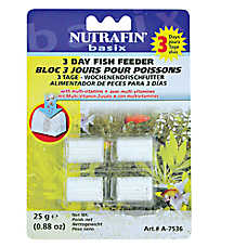 Nutrafin® Basix 3 Day Fish Feeder