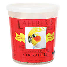 Lafeber's® Premium Daily Diet Cockatiel Food