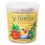 Lafeber's Nutri-Berries Cockatiel Bird Food