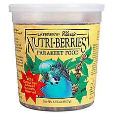 Lafeber's® Nutri-Berries Parakeet Food