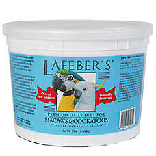 Lafeber's® Premium Daily Diet Macaw & Cockatoo Food