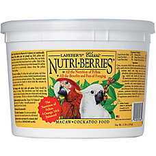 Lafeber's® Nutri-Berries Macaw and Cockatoo Food
