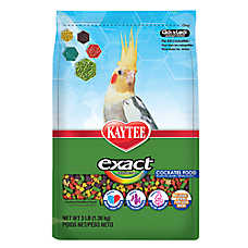 KAYTEE® exact Rainbow Premium Daily Nutrition Cockatiel Food