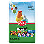 KAYTEE® exact Rainbow Premium Daily Nurition Parakeet & Lovebird Food