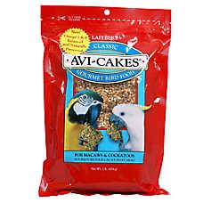 Lafeber's® Avi-Cakes Macaw & Cockatoo Bird Food