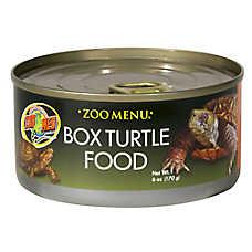 Zoo Med™ Zoo Menu Natural Box Turtle Food