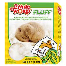 Living World® FLUFF Hamster Bedding