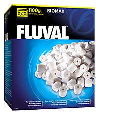 Fluval® BioMax Bio Rings Aquarium Filter Media