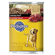 PEDIGREE® Meaty Loaf Dog Food