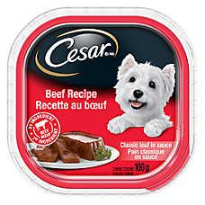 cesar® Entrées Dog Food