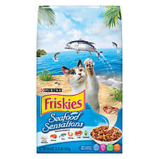 Purina® Friskies® Seafood Sensations Cat Food