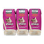 WHISKAS® Cat Milk - Value Pack, 3ct