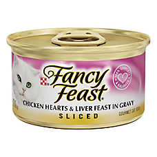 Fancy Feast® Sliced Adult Cat Food