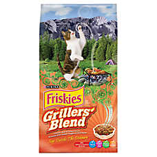 Purina® Friskies® Grillers' Blend Adult Cat Food