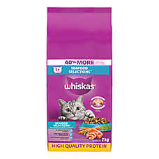 WHISKAS® Seafood Selections Cat Food