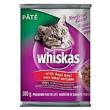 WHISKAS® Cuts Cat Food
