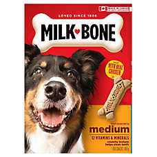 MILK-BONE® Original Dog Biscuits