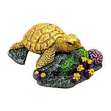 Top Fin® Aquarium Turtle Ornament
