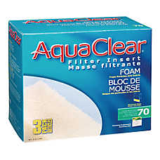 Aqua Clear Foam Filter Insert