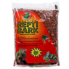 ZOO MED™ REPTI BARK™ Natural Reptile Bedding