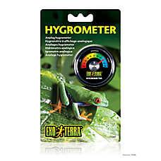 Exo Terra® Rept-O-Meter Reptile Terrarium Hygrometer