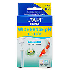 API® Wide Range pH Pond Water Test Kit