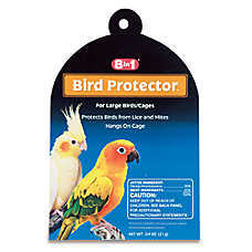 8 in 1 Lice & Mite Bird Protector