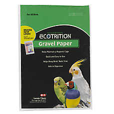eCOTRiTiON™ UltraCare Gravel Bird Cage Paper