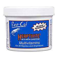 Rep-Cal Herptivite Reptile and Amphibian Multivitamins