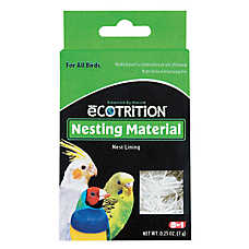 eCOTRITION™  Bird Nesting Material