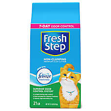 Fresh Step® Clay Cat Litter