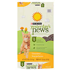 Purina® Yesterday's News® Cat Litter