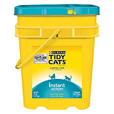 Purina® TIDY CATS Instant Action Cat Litter - Clumping, Multiple Cats