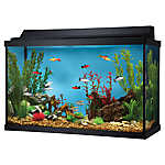 Top Fin® 29 Gallon Hooded Aquarium
