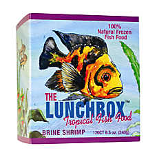 San Francisco Bay Brand® The Lunchbox™ Frozen Brine Shrimp Tropical Fish Food