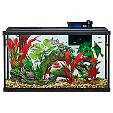 Top Fin® 29 Gallon Aquarium Starter Kit