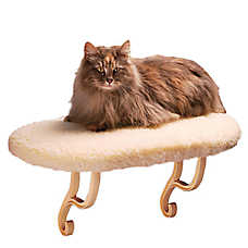 Thermo-Kitty Bed™ Window Sill Cat Bed
