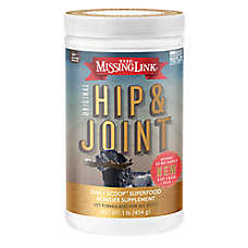 The Missing Link Hip & Joint Dog Food Supplement