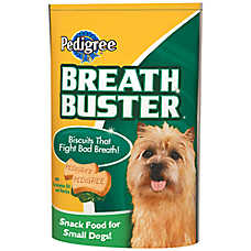 PEDIGREE® Breath Buster Dog Biscuits