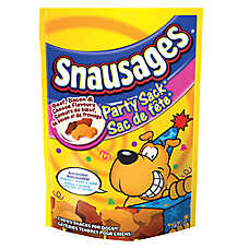 Snausages® Party Sack Variety Chewy Dog Snacks