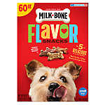 MILK-BONE® Flavor Snacks Dog Biscuit