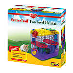 KAYTEE® CritterTrail Two Level Habitat