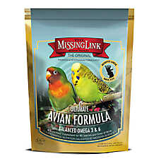 The Missing Link Ultimate Avian Formula Bird Food Supplement