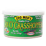 Zoo Med™ Can O'Grashoppers Jumbo Sized Grasshoppers