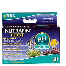 Nutrafin® Test Wide Range Aquarium Water Test Kit